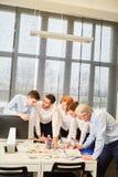 Designer team planning creative analysis Stock Photos