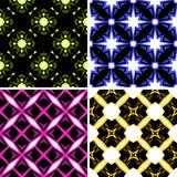 Designer wallpaper with stars Stock Photo