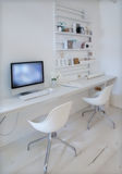 Designer working place Royalty Free Stock Photo