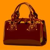Designerfrautaschen Vektor Lizenzfreie Stockfotos