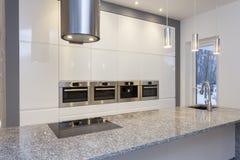 Designers interior - kitchen Stock Photography