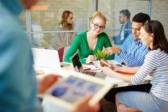 Designers at work Stock Photo