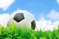 designfältfotboll dig Fotografering för Bildbyråer