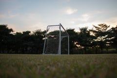 designfältfotboll dig Royaltyfri Bild