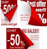 Designg de los precios stock de ilustración