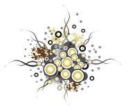 designgrunge Royaltyfria Bilder