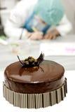 Designing cake Stock Images