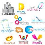 Designing Symbol. Illustration of set of symbol for designing Stock Photo