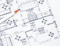 designinterior Arkivbild