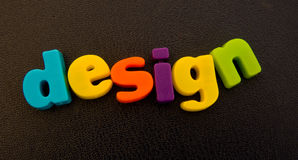 designlogo Royaltyfri Bild