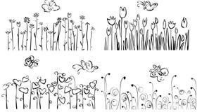 designmodeller royaltyfri illustrationer
