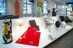 Designmuseum Danmark Royaltyfria Foton