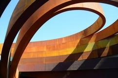 Designmuseum Holon Royaltyfri Foto