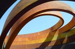Designmuseum Holon Royaltyfria Foton