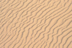 Designs in the Sand Background Stock Images
