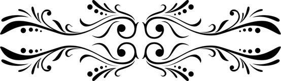 designscroll Royaltyfria Foton