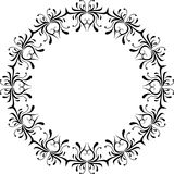 designscroll Royaltyfri Fotografi