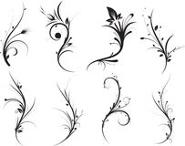 designstencil Royaltyfria Bilder
