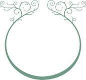 designvine royaltyfri illustrationer