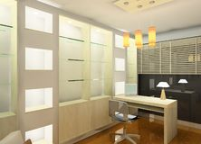 designworkroom Royaltyfria Foton