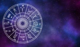 Desing bakgrund för Astrochart galaxillustration Arkivfoto