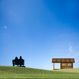 Desire house. For adv or others purpose use Stock Photos