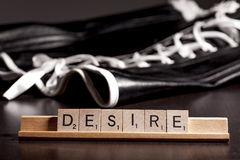 Desire Stock Images