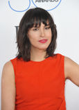 Desiree Akhavan fotografia stock