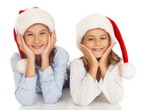 Desires for Christmas Royalty Free Stock Photography