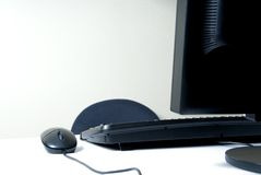Desk Royalty Free Stock Photography