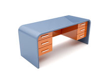 Desk Stock Photo