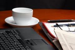 Desk Royalty Free Stock Photo