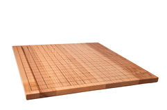 Desk for board game Go Stock Photography