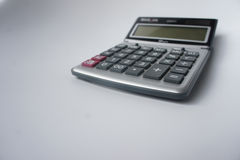 Desk Calculator royalty free stock photography