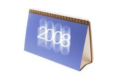 Desk Calendar Royalty Free Stock Images