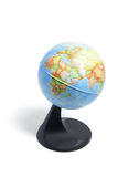 Desk Globe Stock Photography