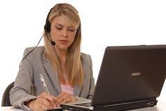 desk help working Στοκ φωτογραφία με δικαίωμα ελεύθερης χρήσης