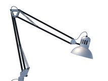 Desk lamp Stock Photo