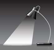Desk lamp Royalty Free Stock Photo