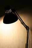 Desk Lamp 2. Close up on a lamp royalty free stock photos