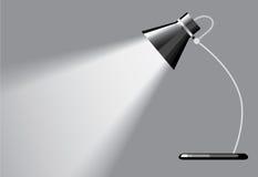 Desk lamp Royalty Free Stock Photo
