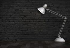 Desk lamp Stock Photography
