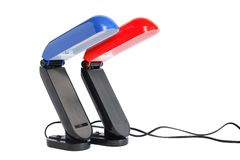Desk Lamps Stock Images
