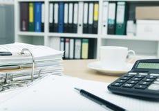 Desk Stock Photography