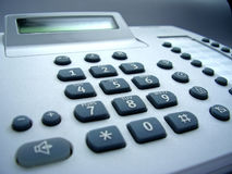 Free Desk Phone Stock Photos - 1089493