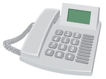 Desk Phone Stock Photos