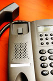 Desk telephone Royalty Free Stock Photo
