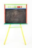 Deska dla rysować z kredą Fotografia Stock