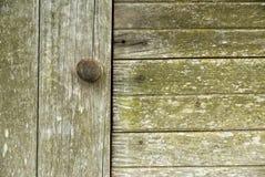 deska wietrzejący drewniany Obrazy Stock