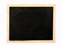 deski czarny kreda Zdjęcia Royalty Free
